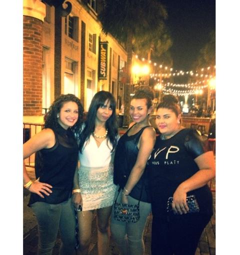Prettys girls.