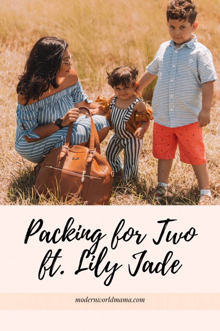 Packing For Two ft. Lily Jade Rosie