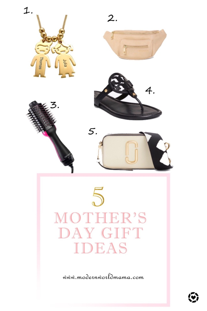 """5"" Mother's Day Gift Ideas"